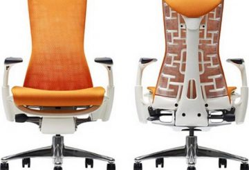 Different types of office chairs and their uses