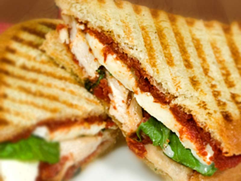 Preparing Restaurant-quality Panini